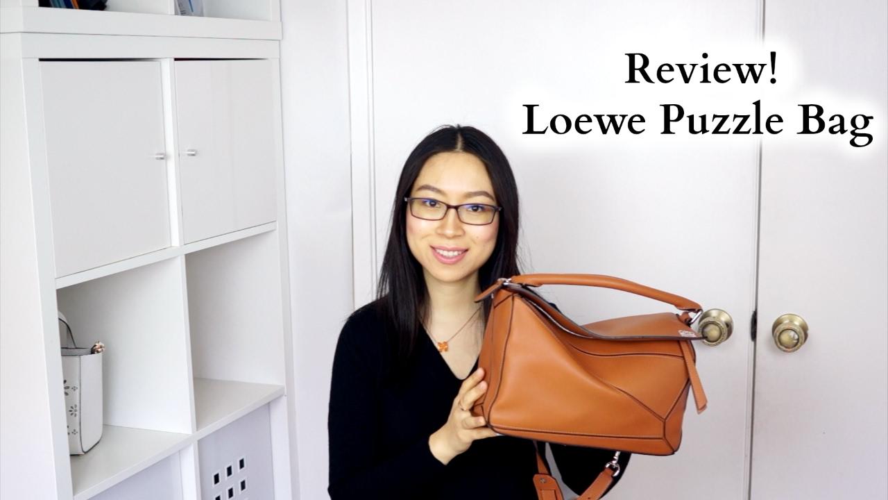 Loewe Handbags Review