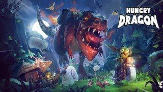 Hungry Dragon NUEVO DRAGÓN LEGENDARIO T-Wreks LEVEL *30* UN T-REX CON JETPACK, PUEDE IR CAMINANDO!