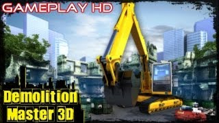 Demolition Master 3D Gameplay PC HD