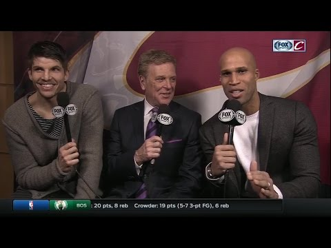 Kyle Korver joins Richard Jefferson and Fred to tell crazy draft night story of trade to Sixers