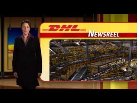 DHL internal  Newsletter