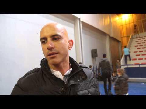Marwan Khalil post game interview Tadamon vs Sagessse 15-2-2015