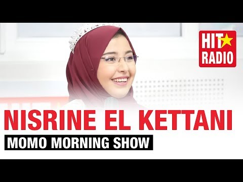 MOMO MORNING SHOW - NISRINE EL KETTANI