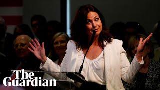 Change UK: Heidi Allen launches European election campaign