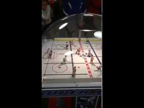 2015 Labatt Blue Bubble Hockey Championship Game