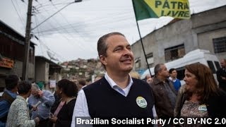 Brazilian Presidential Candidate Dies In Plane Crash