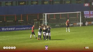York City 1-1 Kidderminster Harriers | Matchday Goals
