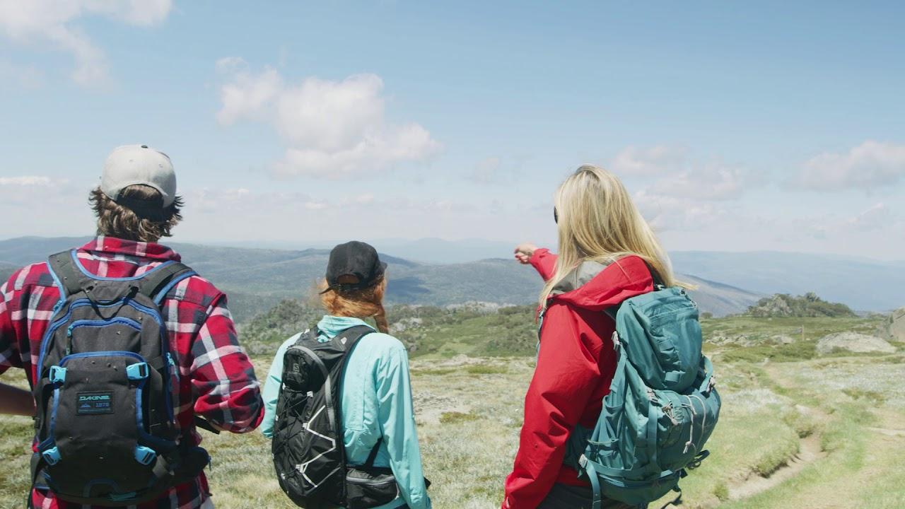 Thredbo Walks & Hikes: Dead Horse Gap Hike