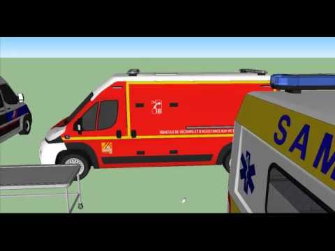 Pompier police samu meurtre youtube - Playmobil samu ...