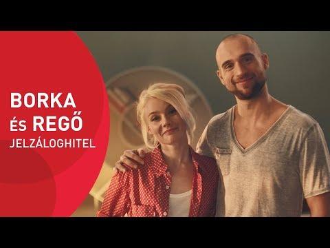 Budapest bank reklám