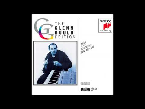 Glenn Gould - Bach Toccatas BWV 910-916 Complete 432Hz