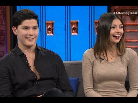 After Degrassi: Ricardo Hoyos & Cristine Prosperi