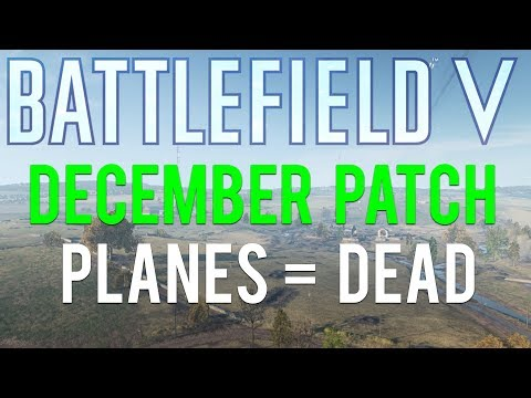 Silk's December Patch Summary and Feedback - BATTLEFIELD 5