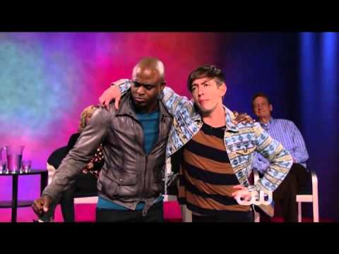 Wayne Brady and Kevin Mchale on Whose Line is it Anyway?