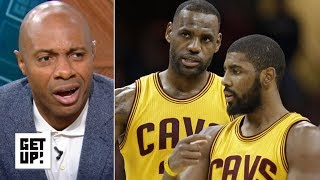'It will never, ever, ever happen' – Jay Williams slams Kyrie and LeBron reunion rumors | Get Up!