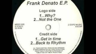 Martin Madhatter The frank denato - Get in time