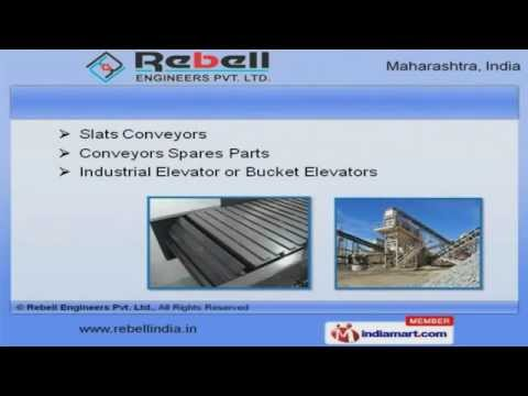 Material Handling System By Rebell Engineers Pvt Ltd, Sangli
