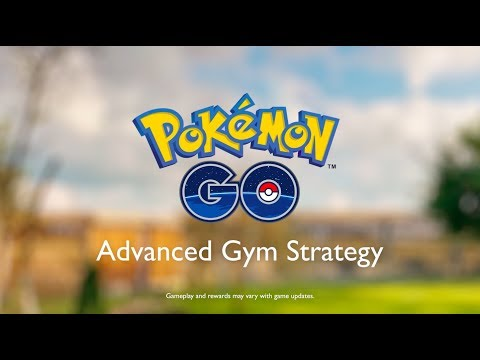 Download Youtube: Pokémon GO - Advanced Gym Strategy