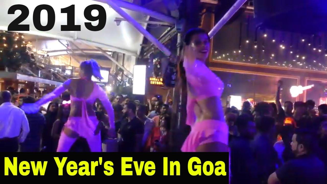 New Year's Eve Goa 2019 - YouTube