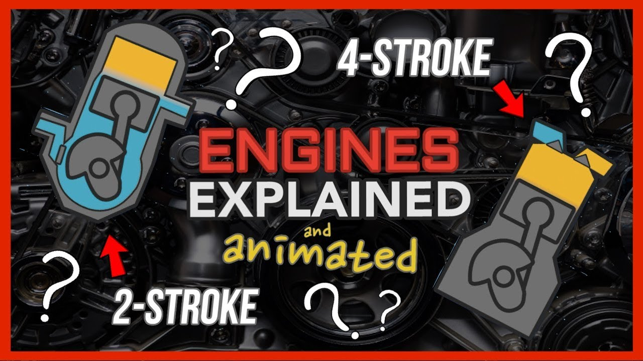2 Cycle vs 4 Cycle Engines: Understanding the Difference