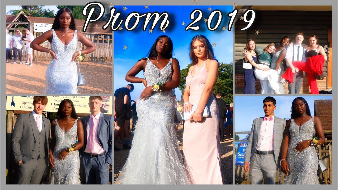 Download PROM 2019 GRWM + Vlog (UK)