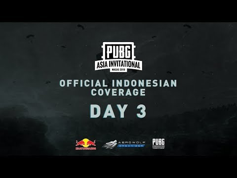 #INDOPRIDE AW7 & RRQ DI [PUBG] PAI 2019 | Official Indonesian Coverage FINAL DAY