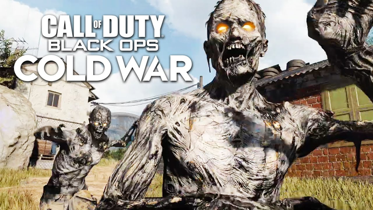 Call Of Duty Black Ops Cold War Zombies Onslaught Exclusive Ps4 Ps5 Mode Trailer Youtube