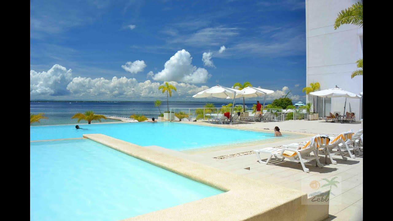 Be Resort Mactan Cebu Philippines Youtube