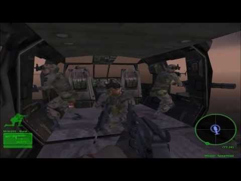 Delta Force Black Hawk Down Custom Mission: Spearhead