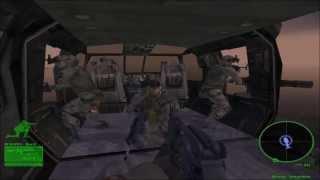 Delta Force Black Hawk Down Custom Mission: Spearhead