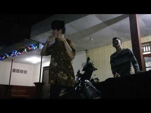 Rhoma Irama - Gelandangan ( Cover Lagu Lucu )