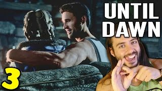 FOLLANDO EN LA CABAÑA... ¿O NO? | Until Dawn - Parte 3