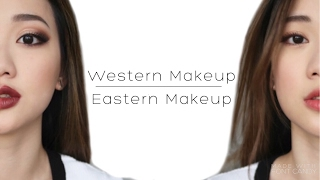 Asian vs Western Makeup | 亞洲 vs 歐美妝容