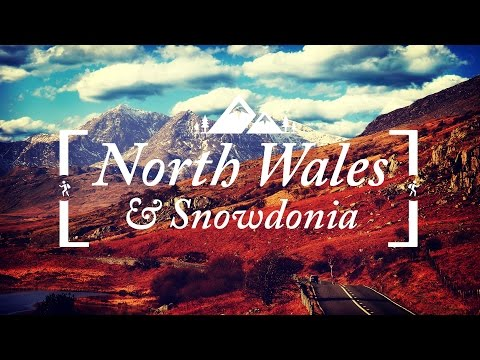 VLOG - Travelling to North Wales & Snowdonia