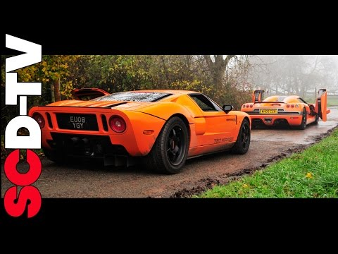 Analogue Supercars – Koenigsegg CCR vs Ford GT 720 Mirage [2/2]