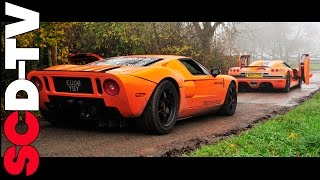 Koenigsegg CCR Videos