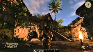 Risen 2 - Video Preview (PC Games 03/12)
