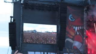 Slipknot - Disasterpieces Live at Download festival 2013