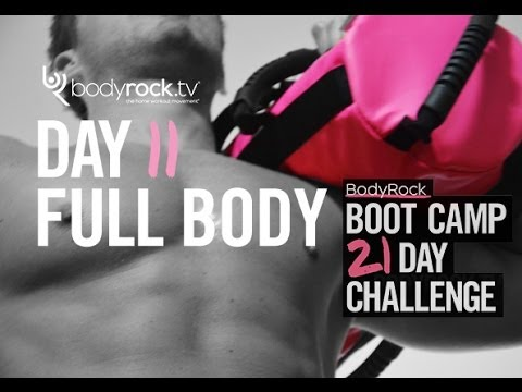 21 Day Bootcamp | Day 11