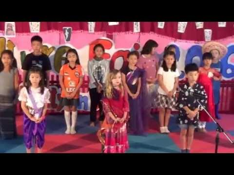 De Colores song   Spanish and English