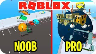 THE LAST MINIGAME OF THE YEAR - NOOB VS PRO IN ROBLOX