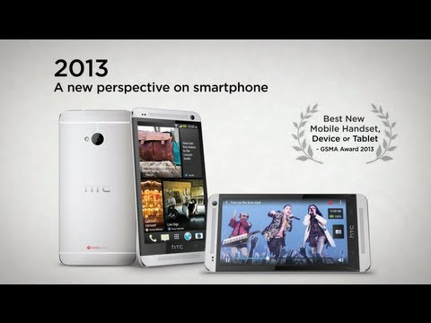 HTC condenses company's mobile history into a short video, concludes with the HTC One