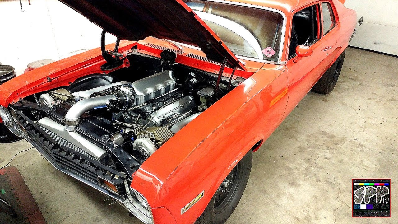 ITS ALIVE! Twin Turbo LSX Nova First Start | MS3 Tuning and Troubleshooting