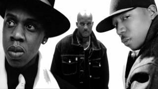 Jay-Z, DMX, Ja Rule... RARE '95 Collabo!!!