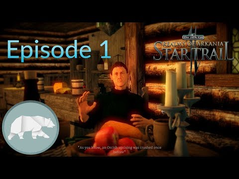 Realms Of Arkania - Star Trail - Episode 1 - Introduction and Kvirasim