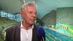 Wiedereröffnung Olympia-Schwimmhalle