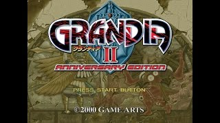 Grandia II Anniversary Edition - 60 Minute Playthrough
