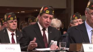 VFW Commander-in-Chief William Thien