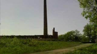 wyburzenie komina cegielnia Zachowice