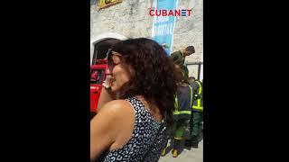 Incendio en la Feria del Libro de La Habana, Cuba